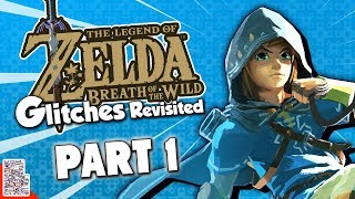 Glitches in Breath of the Wild Revisited - Part 1 - DPadGamer