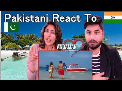 Pakistani Reacts To   Andaman and Nicobar Islands   Top 10 Best Tourist Places in India.