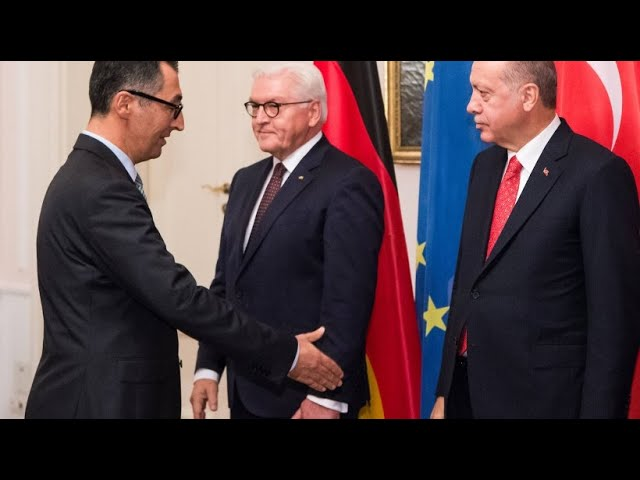Steinmeier kritisiert Erdogan bei Staatsbankett