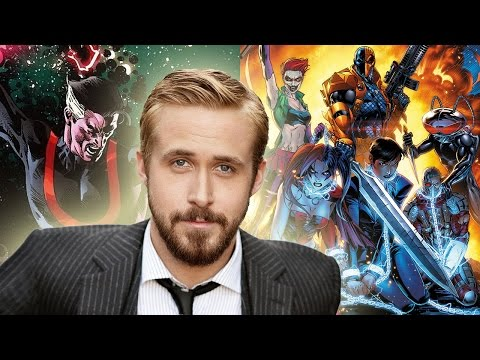 Ryan Gosling Eyeing Doctor Strange & Suicide Squad