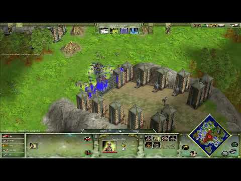 Let's Play Age of Mythology The Titans Mission 11 [German] - Verrat an Atlantis