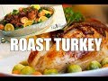 Classic Roast Turkey For Thanksgiving Day -Chef Ricardo Cooking Shows !!