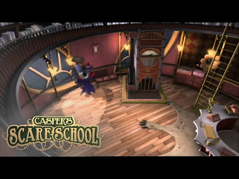 Casper Scare School - Fang Decay  |  Scare Day
