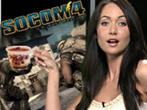 IGN Daily Fix, 3-4: Infinity Ward Law Suit, SOCOM 4, & A Lara Croft Game