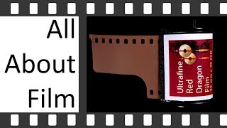 All About Film: Ultrafine Red Dragon (and Redscale in General)