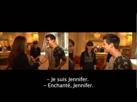 Taylor Lautner Day In Paris Part 1
