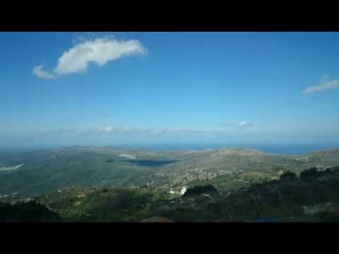 Road trip to Lasithi, Crete