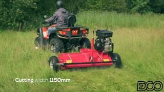 ATV & UTV Flail Mower