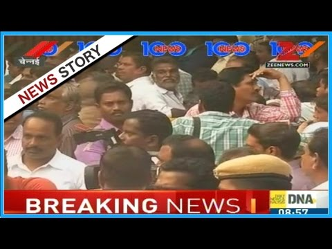NEWS 100 | J. Jayalalitha shifted to CCU after she suffered heart attack