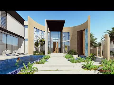 Download Mr. Eida Al Menhali's Villa - BMA Studio Architects Mp4 baru