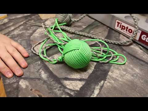 GIANT monkey fist tutorial!
