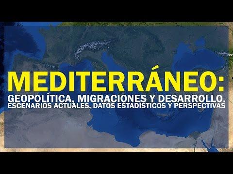 Mediterráneo: geopolítica, migraciones y desarrollo   Presentación de Revista