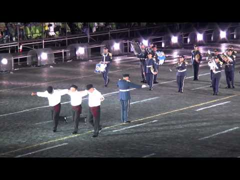 Spasskaya Tower 2011 Greek Air Force Band presentation.mp4