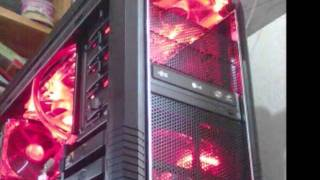 CM 690 2 Advanced 480 Rad Mod GTX580 SLI 980X Rampage 3 Extreme.wmv