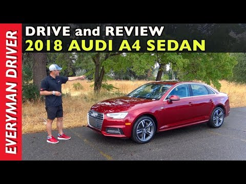 This 2018 Audi A4 Review On Everyman Driver
