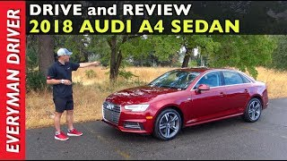 2018 Audi A4 Review on Everyman Driver