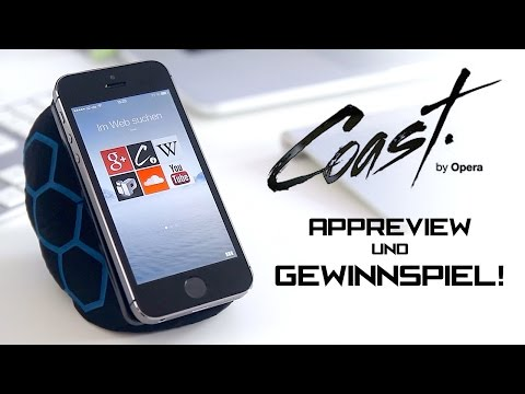 Opera Coast Review + iPhone 5S & iPad Air Giveaway! - felixba