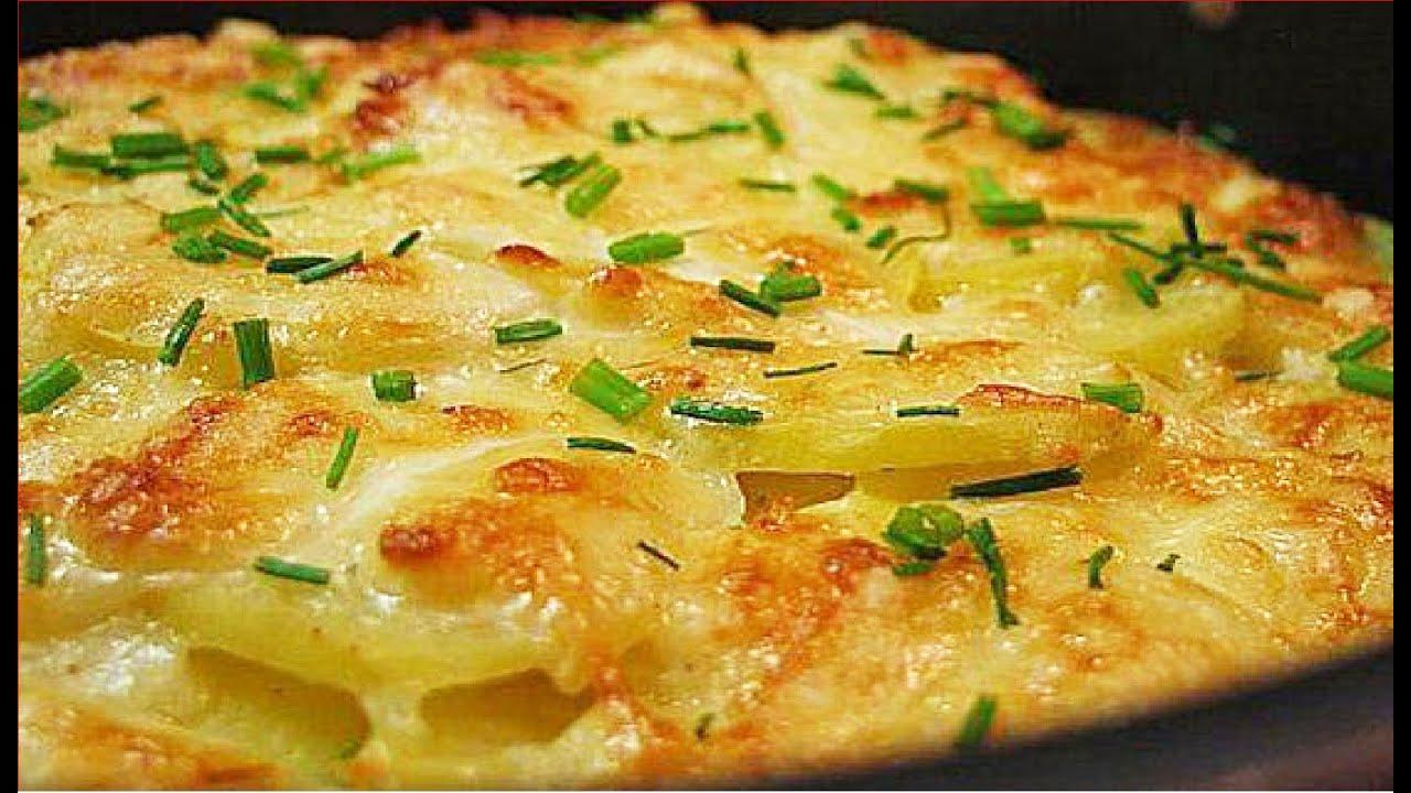 Картофель дофине в мультиварке рецепт с фото