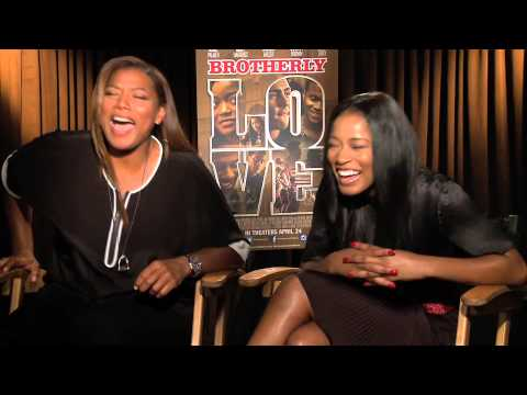 Queen Latifah Shares Heartfelt Moment with Keke Palmer
