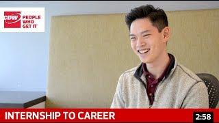 CDW - From Internship to Career