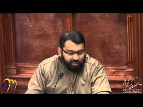 Seerah of Prophet Muhammad 87 - Battle of Tabuk 2 ~ Dr. Yasir Qadhi |  27th August 2014