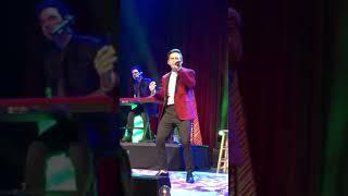 David Archuleta Christmas Every Day Nashville Show 1