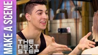 Make a Scene: James is Honest to Riley - The Next Step