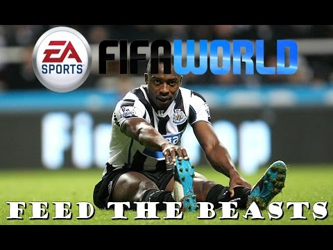 Fifa World / Feed The Beasts / Shola Ameobi's Top 5 Goals In Australia