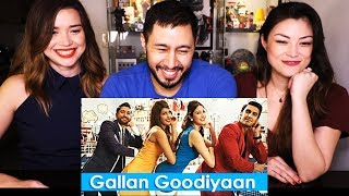 GALLAN GOODIYAN | Music Video Reaction!