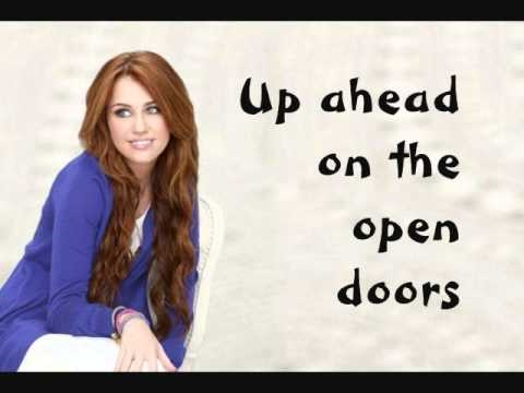Hannah Montana Forever- I'll Always Remember You (With Lyrics)