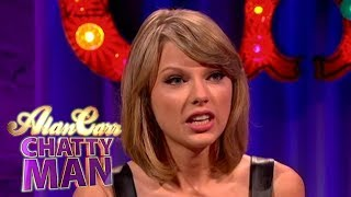 Download Lagu Taylor Swift - Full Interview on Alan Carr: Chatty Man Gratis STAFABAND