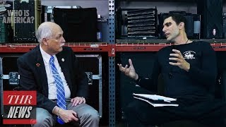 What Critics Are Saying About Sacha Baron Cohen