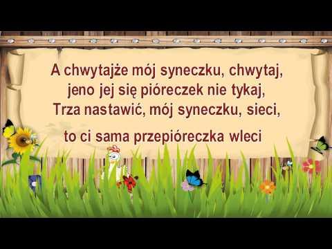 Dla Dzieci   Uciekła Mi Przepióreczka   Bardzo Szybko ( Www.letsing.pl )