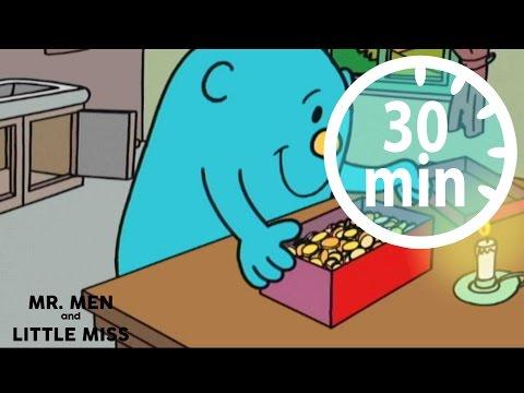 MR MEN & LITTLE MISS - 30 minutes - Compilation #15
