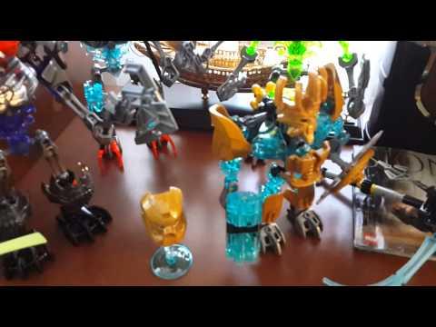 Мои обновки Лего!My Lego Haul!Наборы Бионикл т.д.