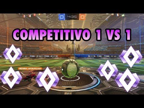 ¡¡Subiendo en 1 vs 1!! Champion I - Rocket League