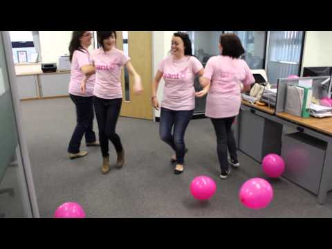 TonerGiant Breast Cancer Care Video