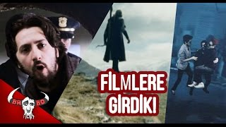 Filmlere Girdik ! (İnception, Matrix, Truva vs.)