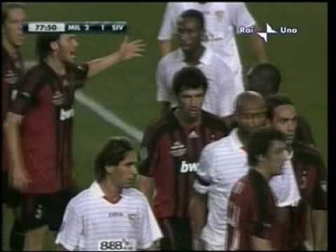 AC Milan - Siviglia 3-1  F  Supercoppa Europea 2007