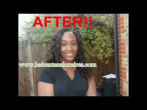 Virgin Indian hair Remy london sew in weave on hairextensions london