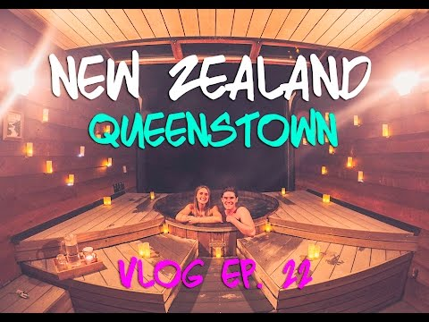 Kinging-It New Zealand Vlog Ep. 22: Onsen Hot Pools | Hitchhiker | Mini Golf | Mission Impossible