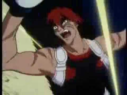 Outlaw Star Opening Video