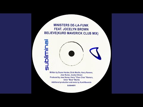 Believe (Kurd Maverick Club Mix)