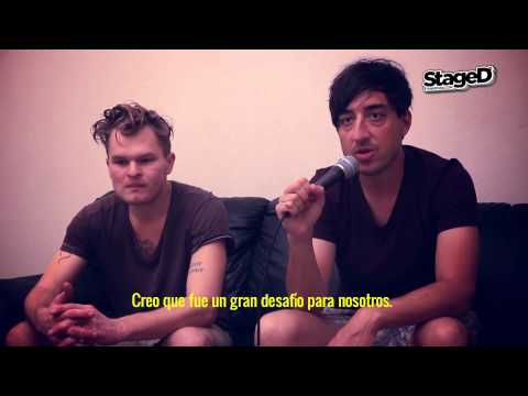 Entrevista con Grizzly Bear (Argentina, 2013)