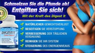 Digestit German Colon Cleansing - review product ingredients side effects at home diets your body