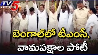 CM Chandrababu to Attend JDS Leader Kumaraswamy's Swearing in Ceremony | Karnataka Govt Formation