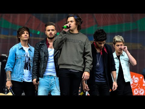 One Direction - You & I (bbc Radio 1's Big Weekend 2014) video
