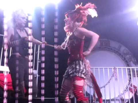 Emilie Autumn-Girls, Girls, Girls Live in SLC, UT Jan-27-12