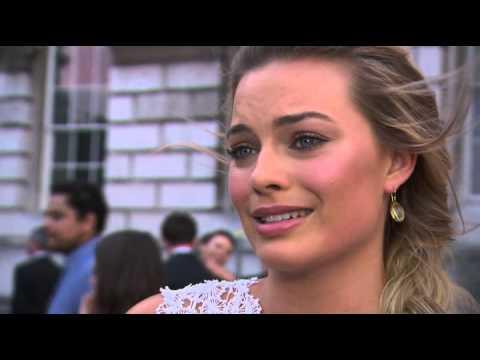 London Premiere: About Time   Margot Robbie (The Fan Carpet)