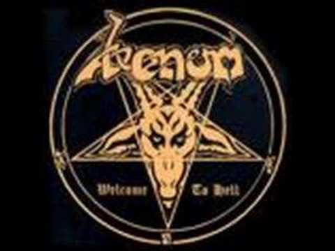 Venom - Welcome to Hell Video
